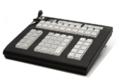 Pos клавиатура Штрих KB-60K - черная